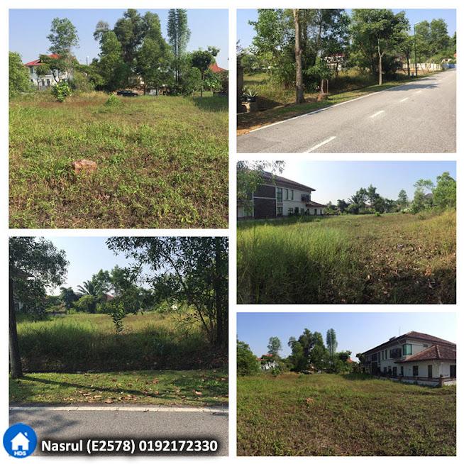 Tanah Banglo di Kayangan Heights Seksyen U9, Shah Alam