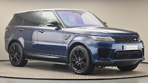 2018 LAND ROVER RROVER SPORT HSE DYN V6 S