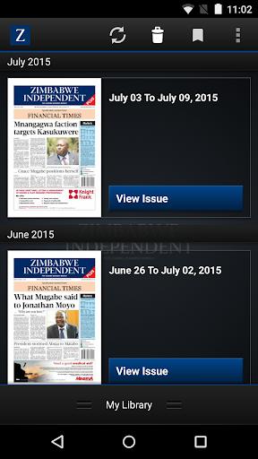 The Zimbabwe Independent  screenshots 1