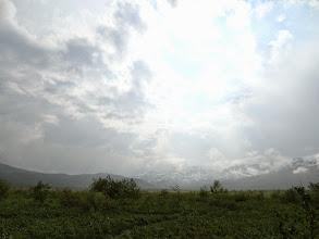 Photo: Налычево. Свет с небес.