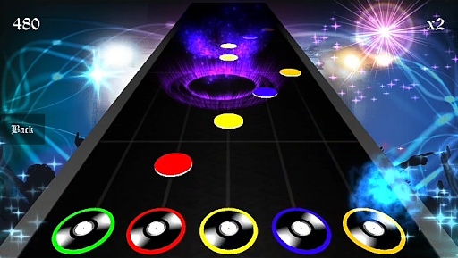 Rock Guitar Hero 1.0 screenshots 3