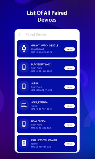 Bluetooth Finder & Scanner screenshots 3