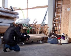 Photo: Der WDR hat gefilmt