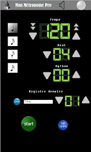 Metronome Pro screenshot 0