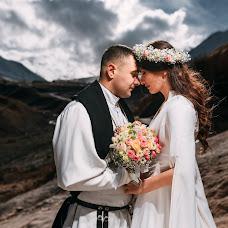 Wedding photographer Niko Mdinaradze (nikomdinaradze). Photo of 01.12.2017