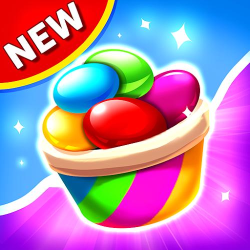 Candy Blast Mania - Match 3 Puzzle Game  (Mod) 1.4.3 mod