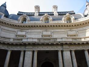 Photo: Interior courtyard