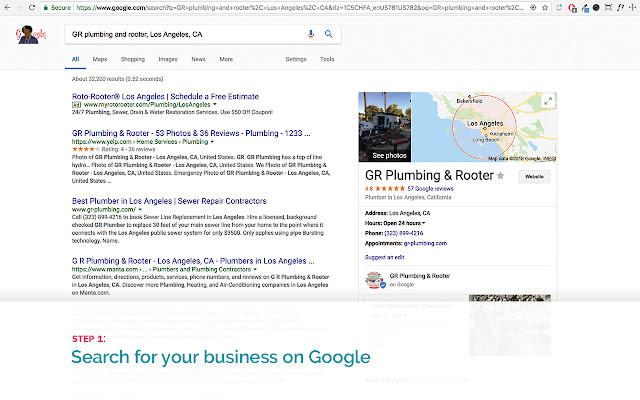 GatherUp Google Review Link Generator