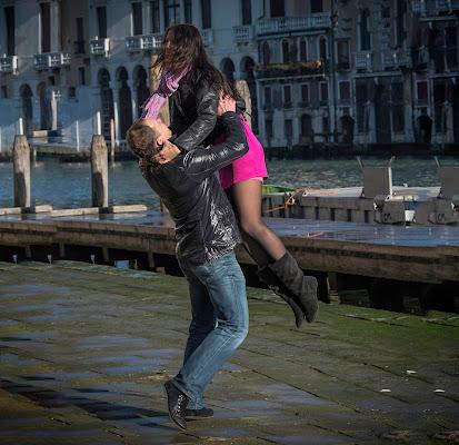 Felicità a Venezia... di Gianva