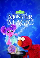 Sesame Street: Monster Magic
