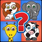 پازل حیوانات - این کدوم حیوونه