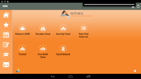 Ames Community School District- screenshot thumbnail