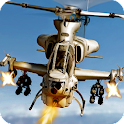 Gunship Heli Strike War Game icon
