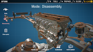 Car Mechanic Simulator 18 Apk