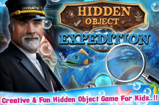 Hidden Object Expedition