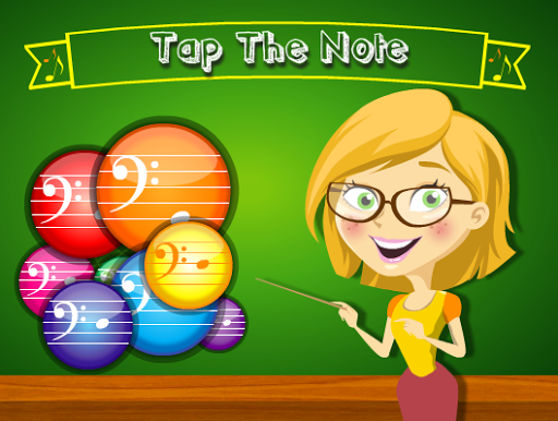 Tap the Note - Free