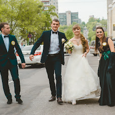 Wedding photographer Pavel Bulbochkin (pabu). Photo of 02.08.2015