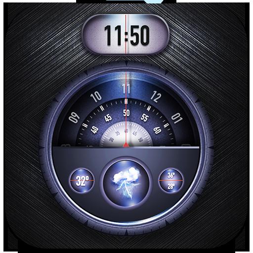 Clock & Weather on Lockscreen