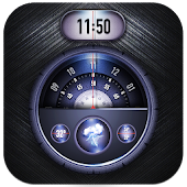 Clock & Weather on Lockscreen