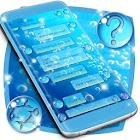 Thème SMS de bulles d'eau icon
