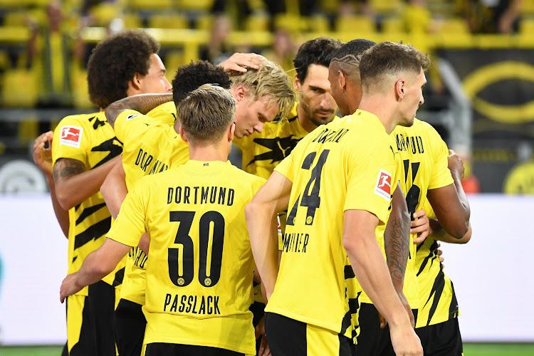 Bundesliga : Dortmund s'impose pour la première de Thomas Meunier, Thorgan Hazard sort sur blessure