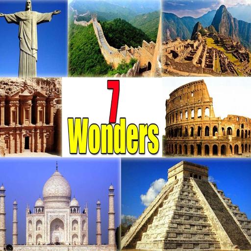 SEVEN WONDERS OF WORLD Android APK Download Free By Chidrawar Rajkiran
