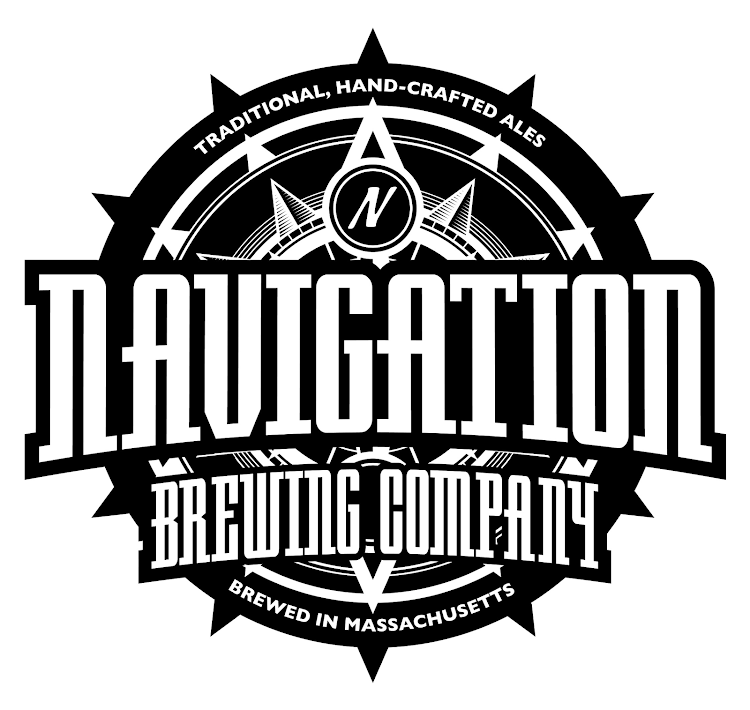 Logo of Navigation Navigation Brewing Co. Belgian Strong w/Concord Grapes
