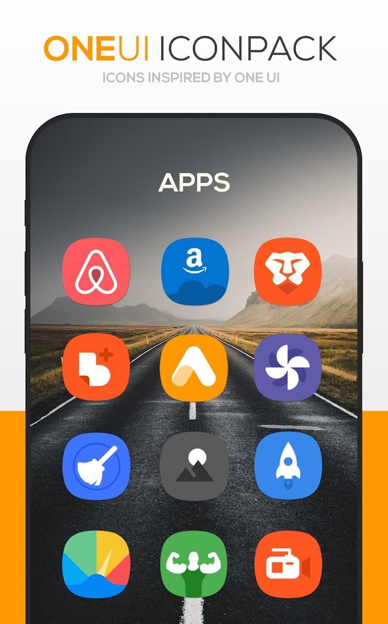 ONE UI Icon Pack : S10 Screenshot 3