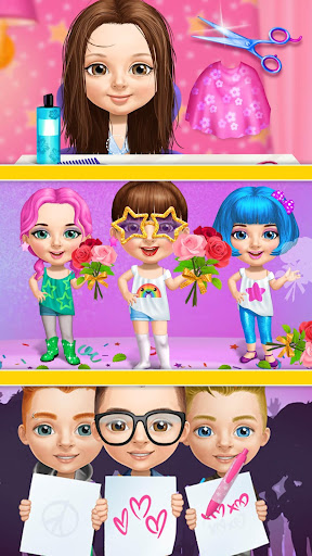 Sweet Baby Girl Pop Stars - Superstar Salon & Show  screenshots 8