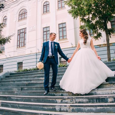 Wedding photographer Yana Danilova (YanaDragonfly). Photo of 07.08.2016