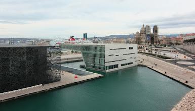 Photo: Marseille - MuCEM https://www.turistika.cz/cestopisy/francie-provence-marseille/detail (Musée des Civilisations de l'Europe et de la Méditerranée)