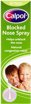 Calpol Blocked Nose Spray - 15ml