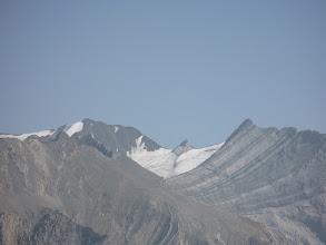 Photo: Shait, Mekhnat pass (Bursun-Meliksu) (view from Kudoyar pass)