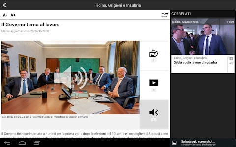 RSI News screenshot 7
