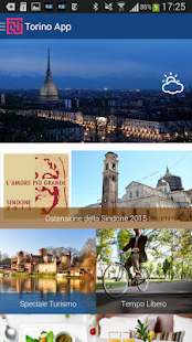 Torino App - screenshot thumbnail