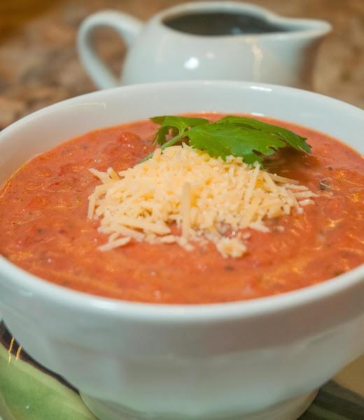 Autumn Essentials: Creamy Tomato Soup Recipe