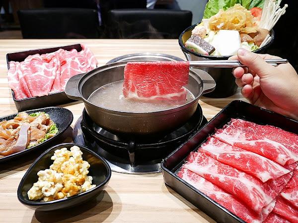 饗食鍋-永和火鍋推薦,超客製的點餐方式想怎麼吃隨興組合,白飯、爆米花、冰淇淋吃到飽,吃到流汗老闆再免費請吃肉