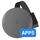 Apps for Chromecast - Your Chromecast Guide Icon