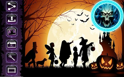 Real Halloween Photo Frames 2017 - Android Apps on Google Play