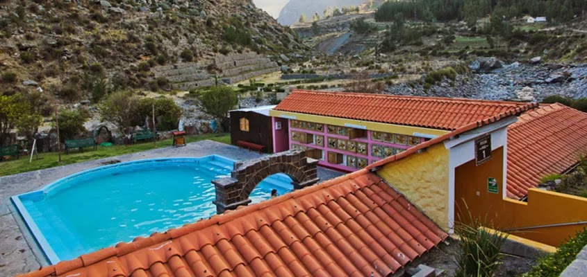 Term Bath Colca | CITY TOUR AREQUIPA
