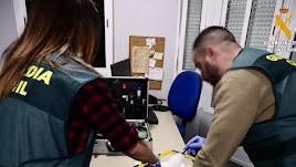 La Guardia Civil iniciaba esta operación en diciembre de 2020.