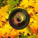 Aki Camera -Autumn & halloween icon