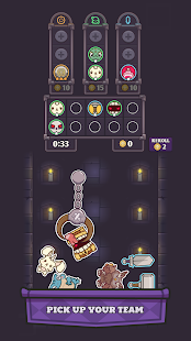 Dungeon Claw: Merge Auto Battler for PC-Windows 7,8,10 and Mac apk screenshot 1