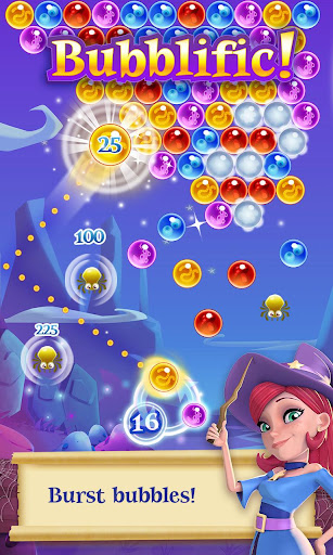 Bubble Witch 2 Saga - screenshot