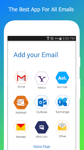 Email Express: All-in-one  Gmail, Outlook & more ss1