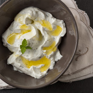 Turkish Yogurt Sauce.