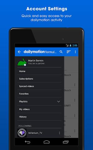 13 Dailymotion App screenshot