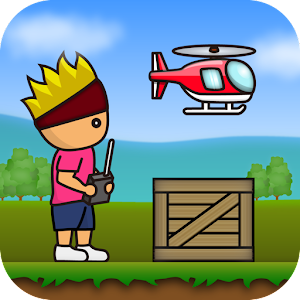 Tony control helicopter for PC and MAC