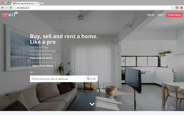 CTwiz real estate message notifier