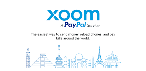 Xoom Money Transfer - Apps on Google Play